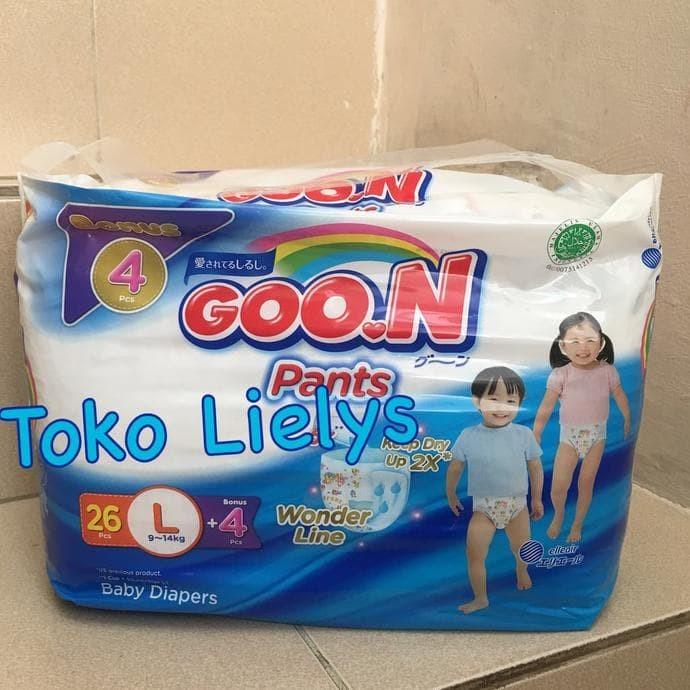 Pampers Popok Celana Size M 6x30 Premium Care - Popok Bayi. Source · N CELANA L 50 POPOK CELANA
