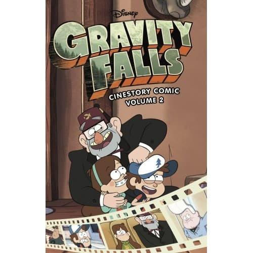 harga Gravity falls cinestory comic vol. 02 Tokopedia.com