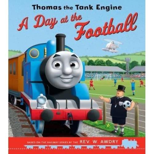 harga Thomas&friends: goes to the football (9781405289238) Tokopedia.com