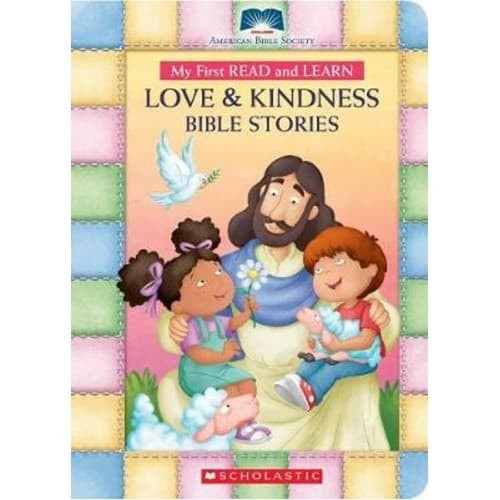 harga My first read and learn:love and kindness bible stories (97813381852) Tokopedia.com