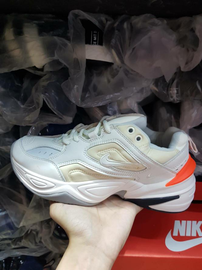 4697882a6b Jual Sepatu Nike M2k Tekno Phantom Olive Grey Premium Quality - DKI ...