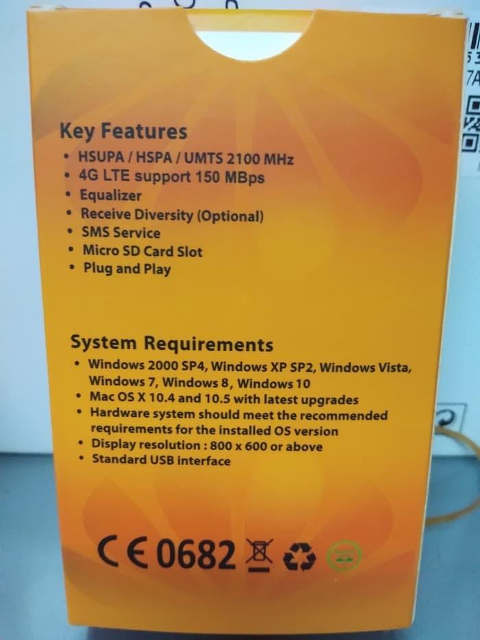 Jual HUAWEI E3372 MODEM USB 4G LTE ALL GSM [PROMO] - EMP Store | Tokopedia