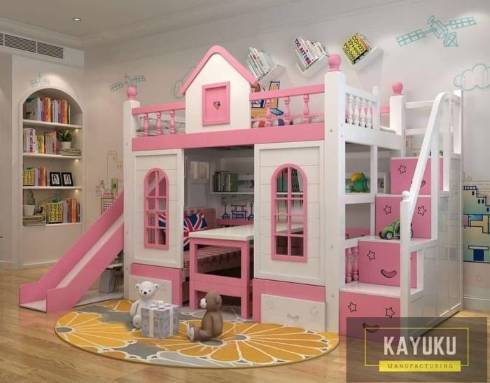 930 Koleksi Gambar Rumah Bertingkat Anak Sd Gratis Terbaru