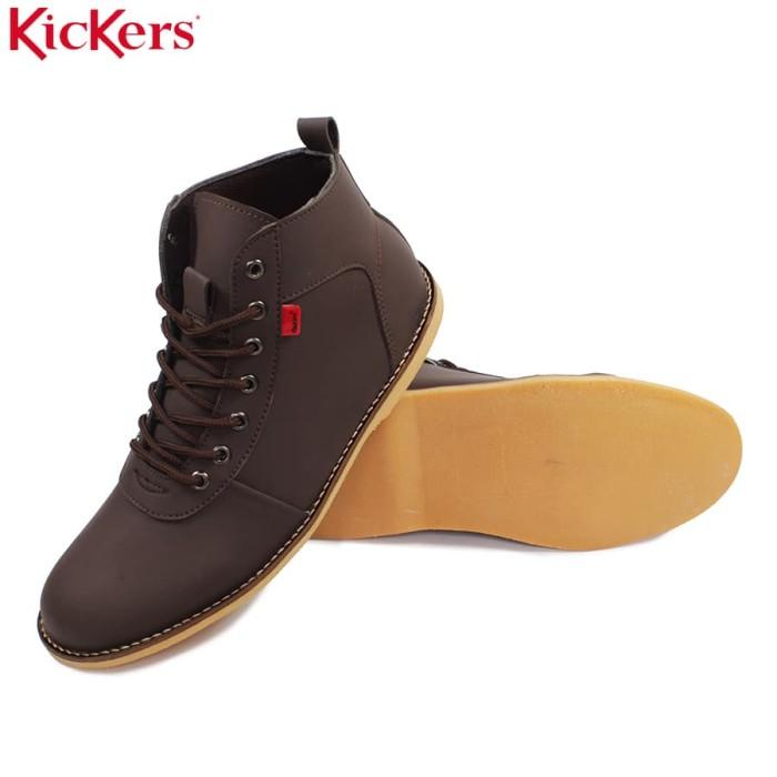 harga Sepatu murah boots casual pria kickers brodo Tokopedia.com