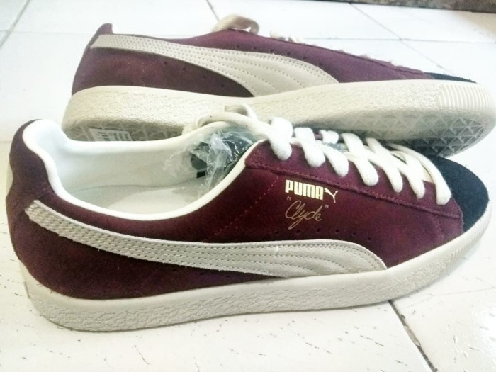 online retailer b791e 2065b Jual Puma Clyde From The Archive Puma Black - DKI Jakarta - AlfattihJKT |  Tokopedia