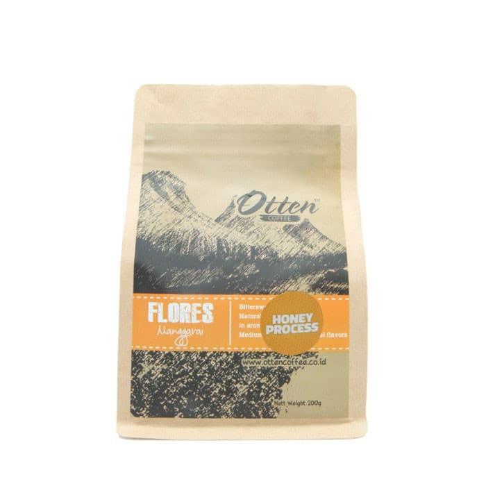 otten coffee arabica flores manggarai honey process 200g