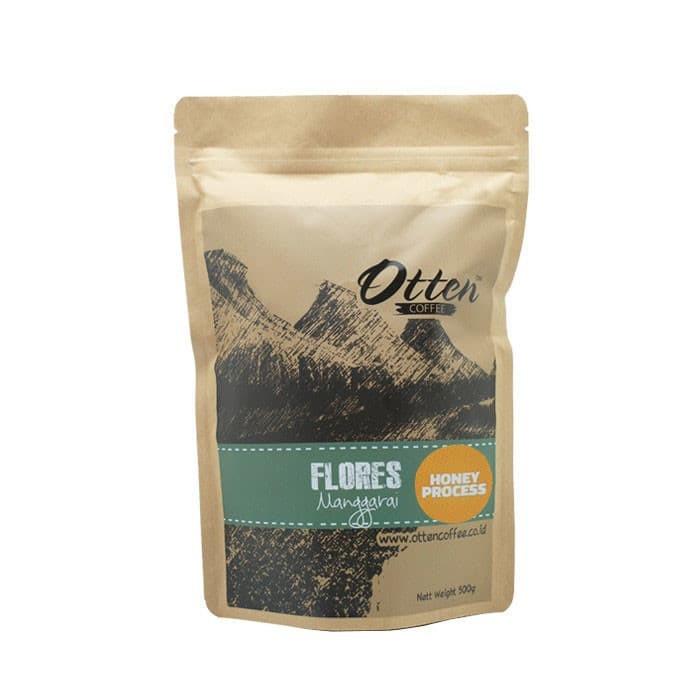 otten coffee arabica flores manggarai honey process 500g