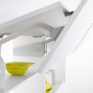 Jual Aventos Hafele Free Fold Engsel Hidrolik Pintu Lemari Kitchen