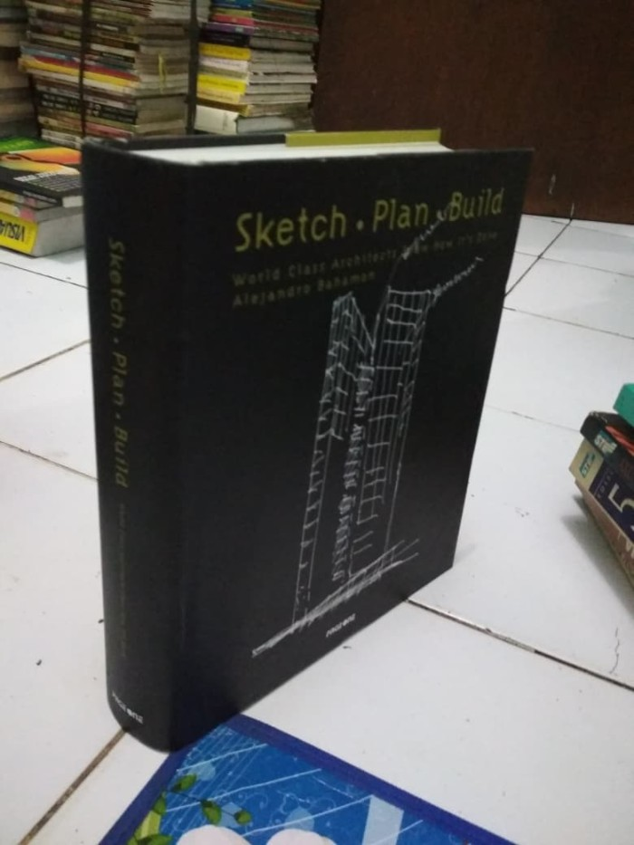 World Class Architects Show How Its Done Sketch Plan Build