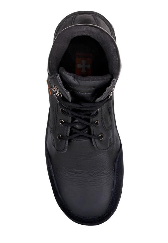 Blues Footwear Sepatu Boots Tracking Goblin Best Seller Hitam