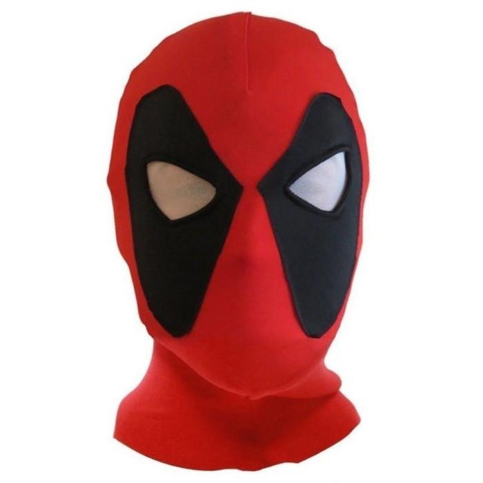 harga Topeng deadpool  deadpool mask deadpool. cosplay deadpool murah Tokopedia.com