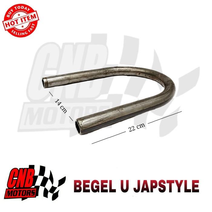 harga Begel u japs honda lurus sambungan u japstyle Tokopedia.com