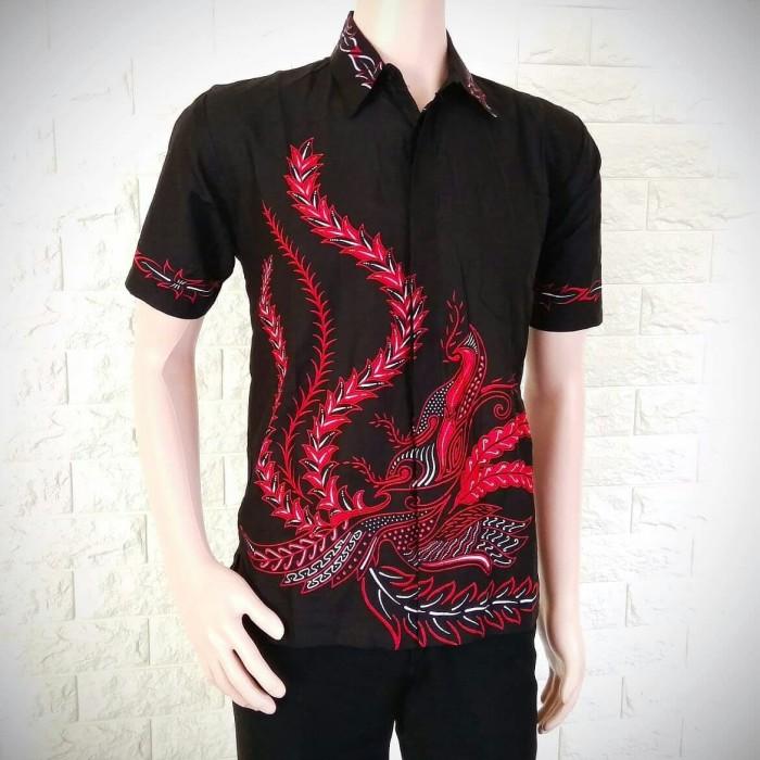 Jual Model Baju Kemeja Batik Modern Pria  0d165d0621