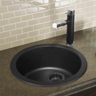 Blanco rondo sink bak cuci piring premium