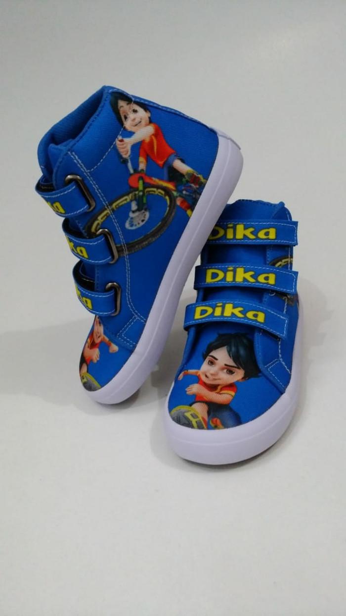 Jual Sepatu Karakter Shiva Sepatu Anak Laki Laki 29 Kota Bandung Grosir Sepatuanak