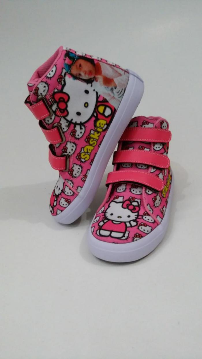 Jual Sepatu Anak Hello Kitty 39 Kota Bandung Grosir Sepatuanak