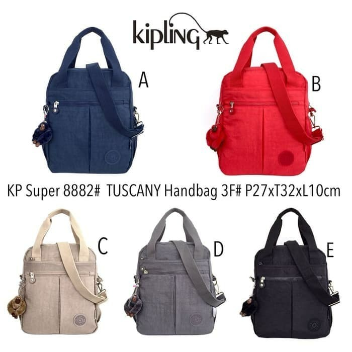 Jual Tas Kipling Handbag - Harga Coret 1d22d2ca0c