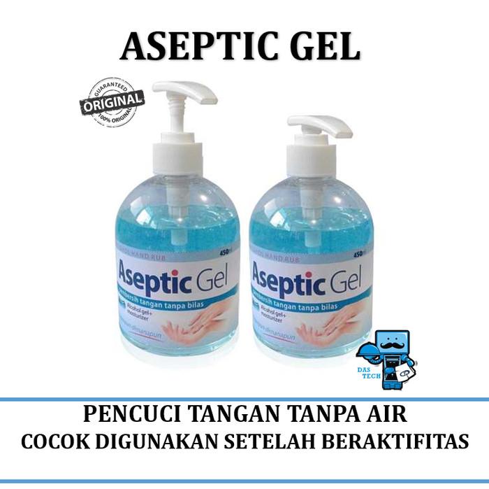 harga Aseptic / antiseptic gel - pencuci tangan tanpa air Tokopedia.com