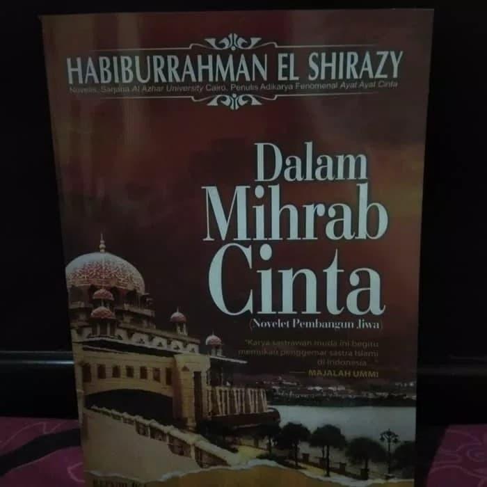 Novel Dalam Mihrab Cinta Download