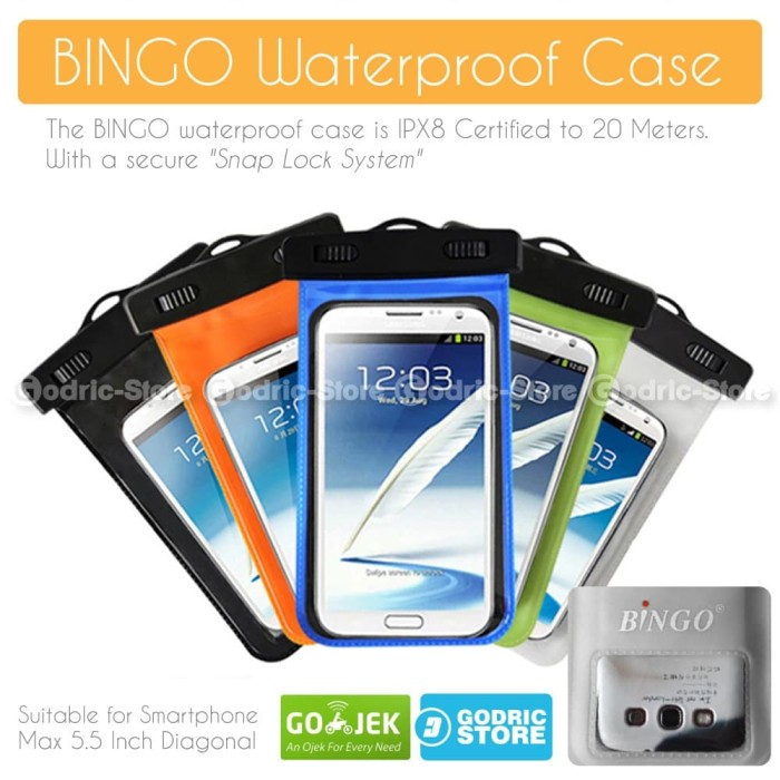 ... 3port 51 Ampere Car Charger Gratis Kabel Source · Hippo car charger. Source · PROMO Bingo Waterproof Bag for Smartphone 5 5 Inch Teman Tongsis Hita