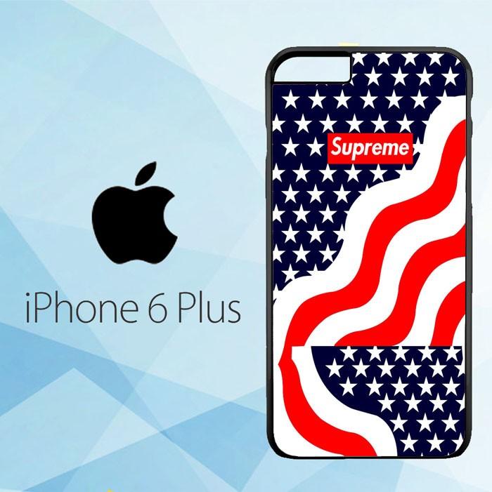 Jual Casing Untuk Iphone 6 Plus Supreme Wallpaper X4915 Kota Semarang Casecoco Tokopedia