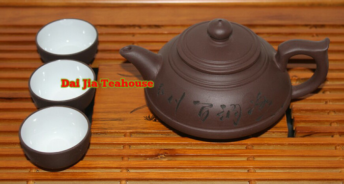 harga Chinese teapot yixing purple clay zhi sha bh 200ml / teko tanah liat Tokopedia.com