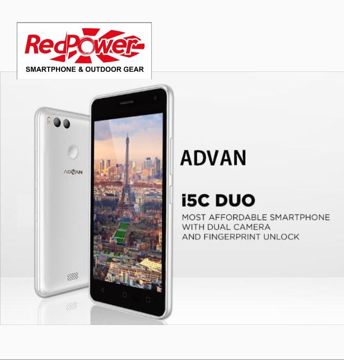 harga Advan i5c duo 4g finger print unlock hape canggih dgn hrg terjangkau Tokopedia.com
