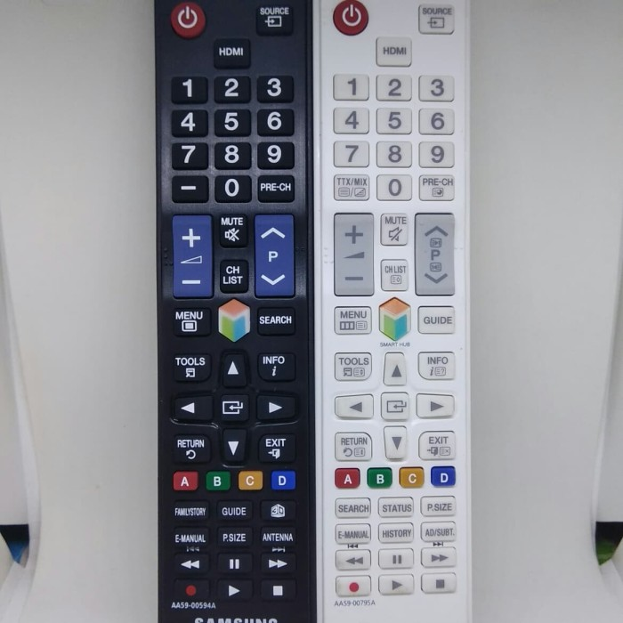 REMOT REMOTE TV SAMSUNG LCD LED SMART HUB SMART TV 100% ORIGINAL