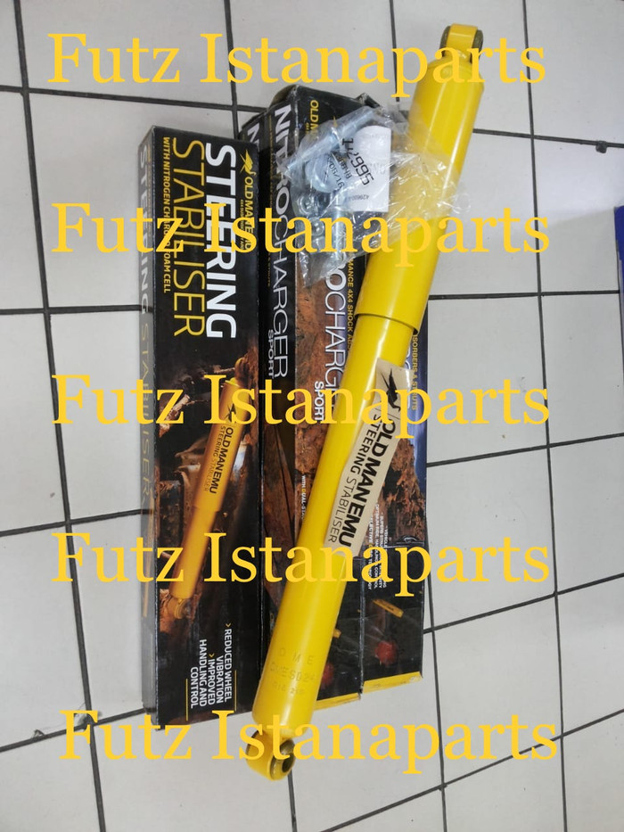 Foto Produk Shock stir MERK OME / OLD MAN EMU TOYOTA LANDCRUISER VX 80 STANDARD dari Futz Istanaparts
