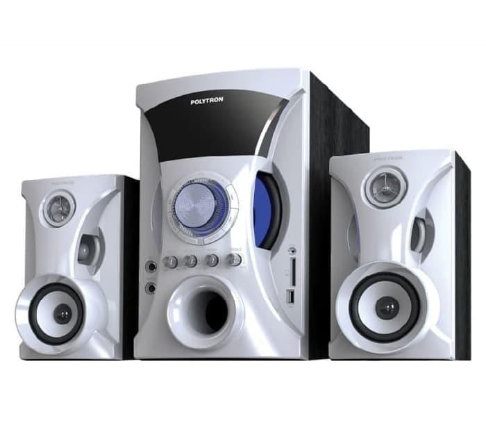 harga Polytron multimedia audio pma-9505 bluetooth speaker - subwoofer aktif Tokopedia.com