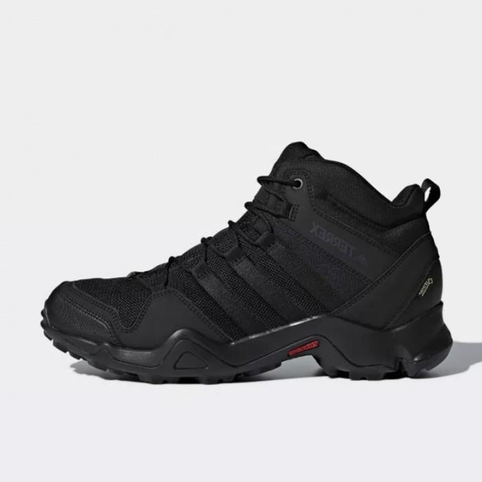 harga Sepatu trail adidas terrex ax2r mid gtx black original cm7697 Tokopedia.com
