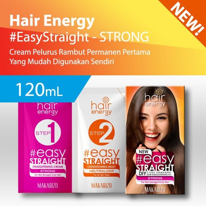 Jual  EASY STRAIGHT  MAKARIZO HAIR ENERGY SMOOTHING RAMBUT - Ailin ... 4b4fbb560f