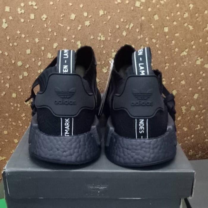 140932b77d737 Jual Adidas Nmd R1 PK Japan Core Black BASF BOOST ORIGINAL UA - DKI ...