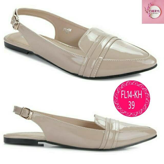 Jual Sepatu Nevada SPM4 Navy Flat Rajut Sepatu Wanita Murah ... 6b59b8e3ab
