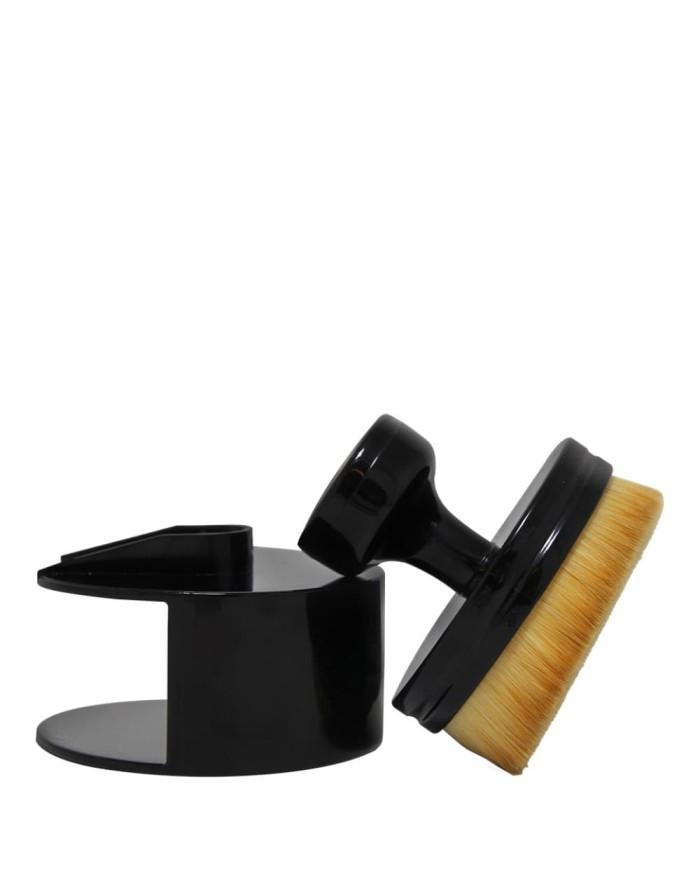 harga Ori masami black the hanging brush - kuas make up blending fondation Tokopedia.com
