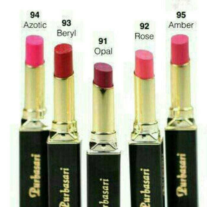 Source · New Purbasari Matte Lipstik 5 Warna Baru