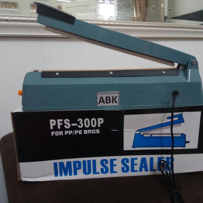 harga Alat seal plastik impulse sealer 300mm Tokopedia.com