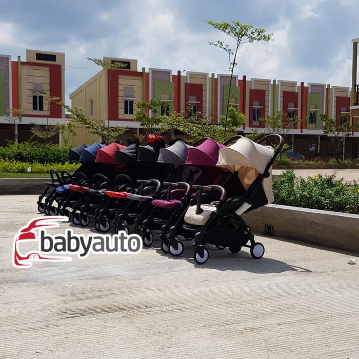 harga Kereta bayi merk yoya deluxe 2 warna Tokopedia.com