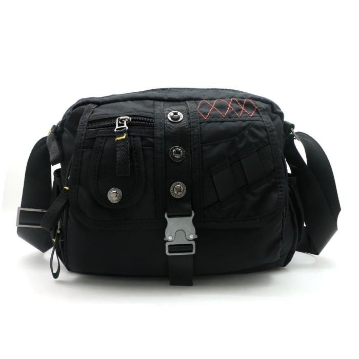 Jual Tas Selempang Pria tas wanita ada 6 kantong tas ipad Ts000318 ... 2d0b438e6c