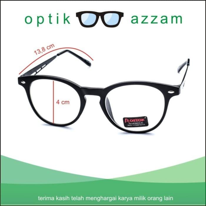 Jual Frame Kacamata Pria Wanita Korea Antiradiasi Minus Normal Plus ... 9a3b62143c