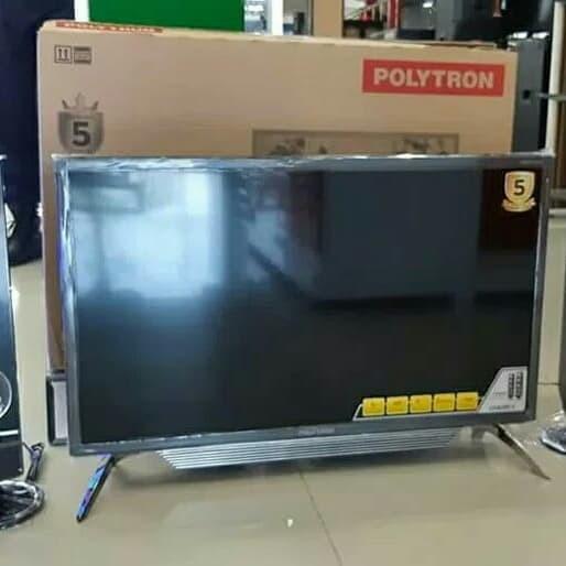 3c622e8c118ed1 Polytron PLD 32T1550 TV LED  32 Inch HD Ready  Televisi modern berlayar LED  ini mampu menampilkan gambar dalam kualitas High Definition sepenuhnya, ...