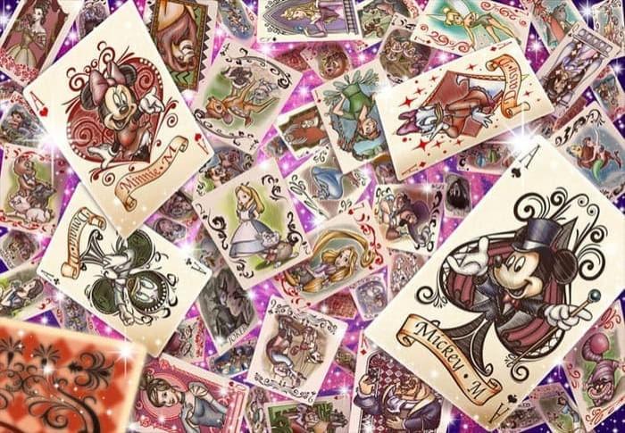 harga Jual tenyo disney jigsaw puzzle 1000pcs - disney all stars Tokopedia.com
