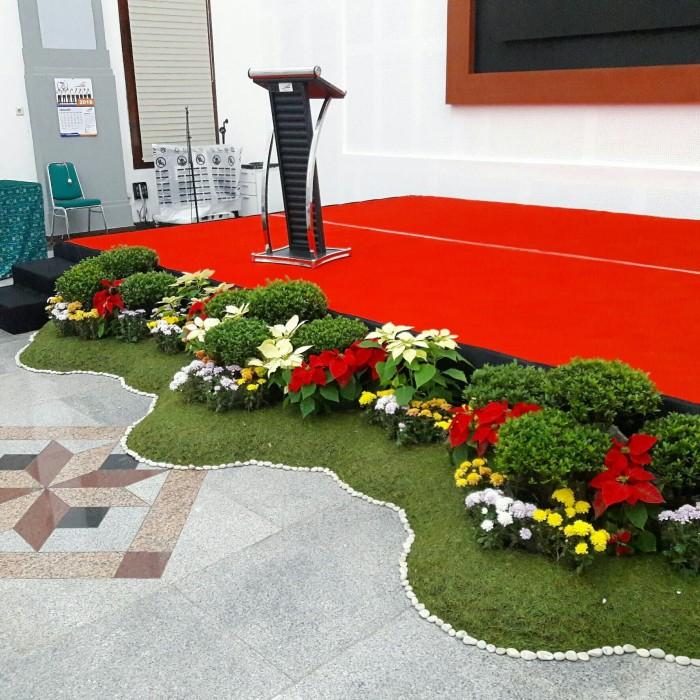 Jual Jasa Dekorasi Taman Panggung Untuk Pelaminan Wisuda Seminar Dll Kota Bandung Dekorasi Taman Bandung Tokopedia