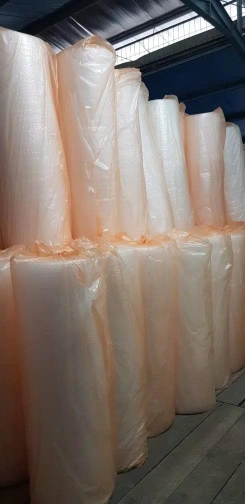 Bubble Wrap 50 meter 125cm x 50meter Packing Orange KHUSUS GOJEK/GRAB