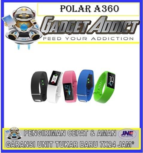harga Polar a360 fitness tracker with wrist heart rate monitor Tokopedia.com