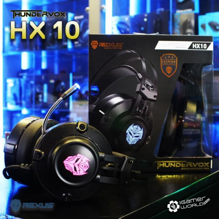Rexus Thundervox HX10 Headset Gaming USB 7.1