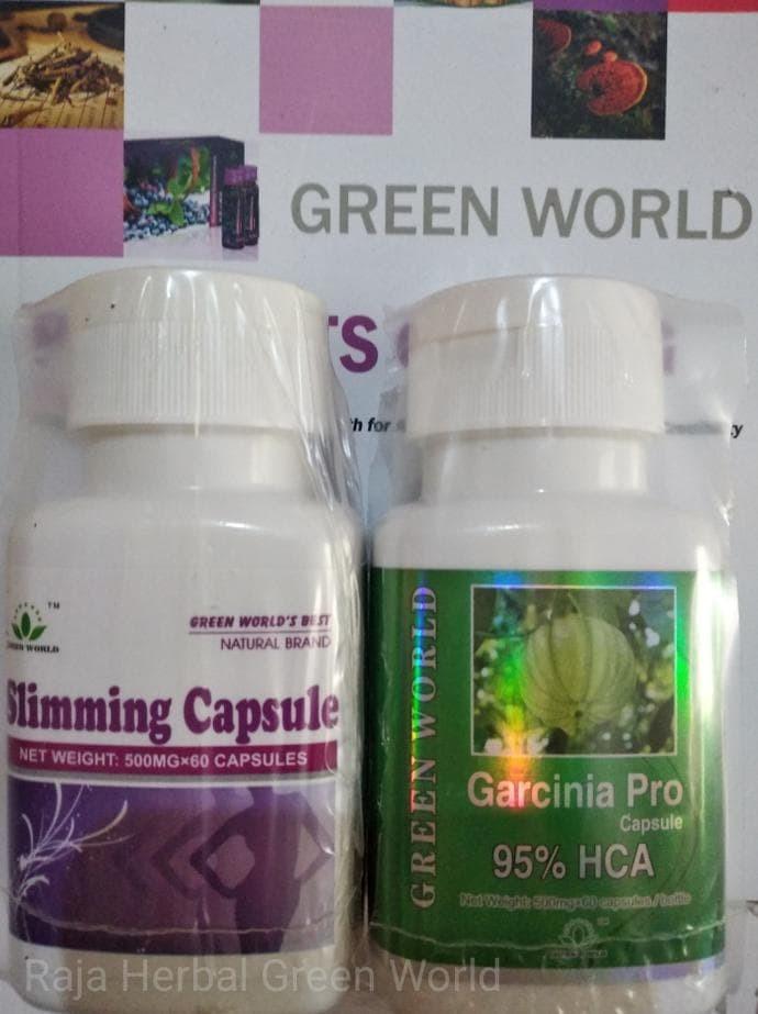 Slimming Capsule Green World Info Daftar Harga Terbaru Indonesia