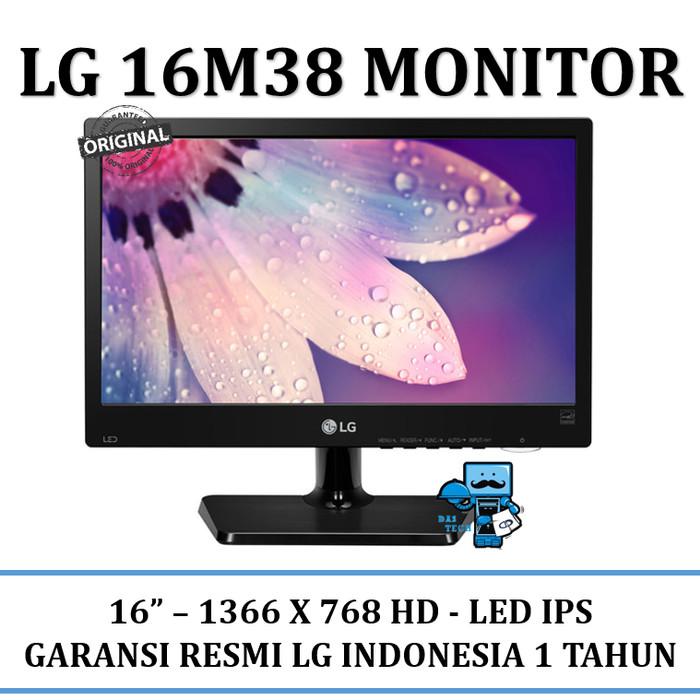 harga Lg led 15.6 inch 16m38 lcd monitor Tokopedia.com