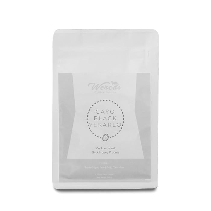 harga Kopi arabica aceh gayo  honey  200 gram medium roast (biji/bubuk) - kopi biji Tokopedia.com