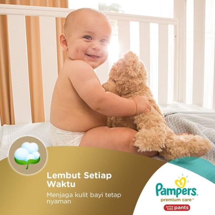 P&G Pampers Popok Celana Premium Care L 6x24 HANYA JNE